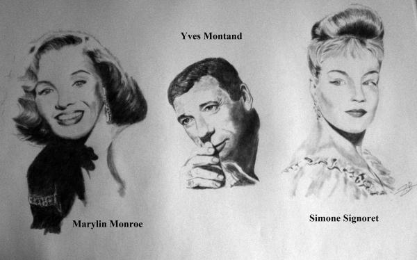 Simone Signoret por excalibur